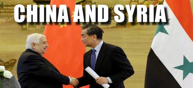 Walid-al-Moallem-Chinese-FM-Wang-Yi