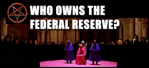 Who Owns The Federal Reserve? - The Falling Darkness